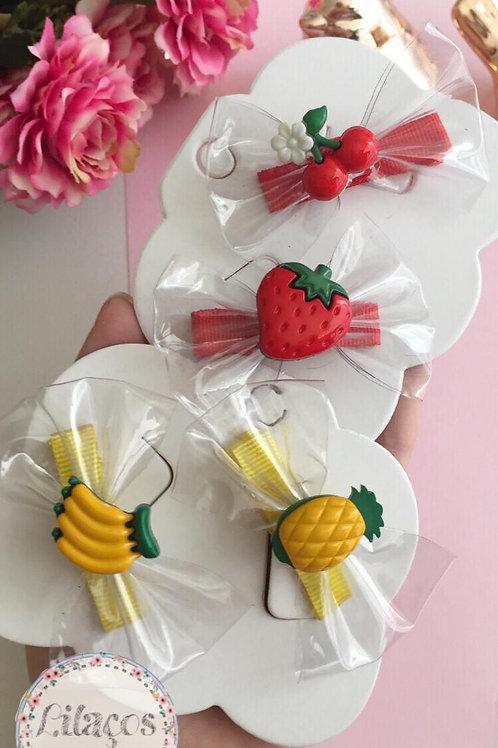 Laço Frutinhas Plástico und
