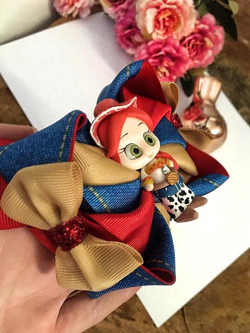 Laço Toy Story Jessie