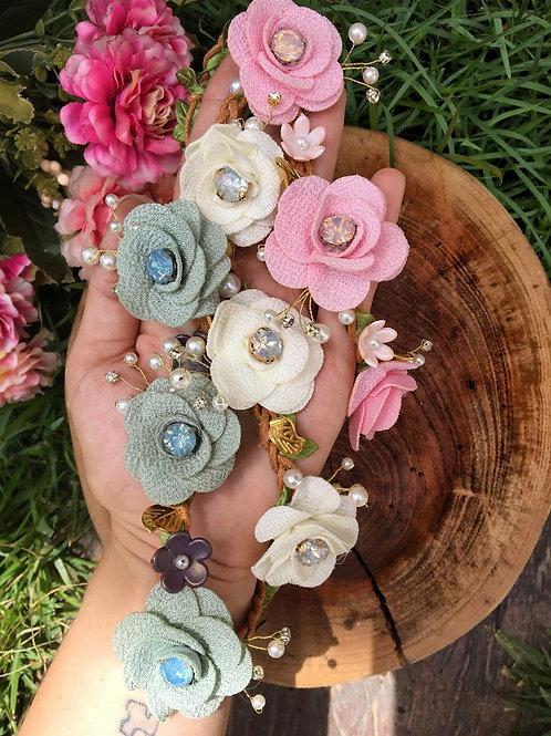 Tiara flores und