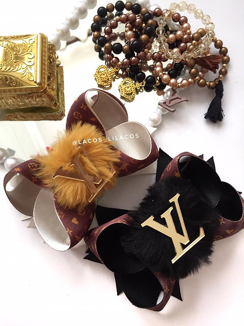 Laço Louis Vuitton
