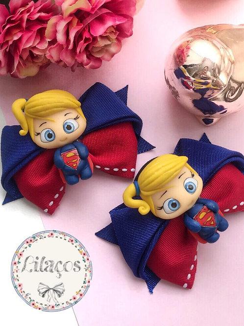 Parzinho Laço Supergirl