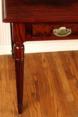 Walnut Federal Style Desk