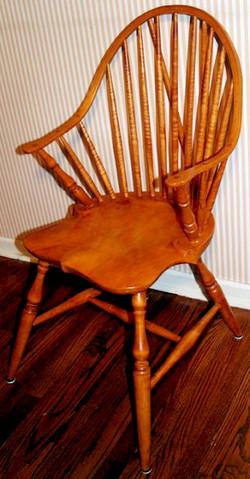 Maple Windsor Chair