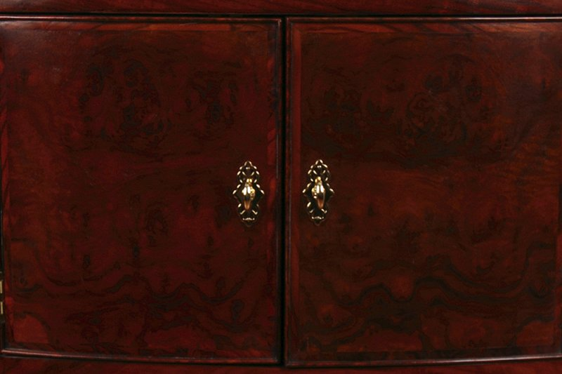 Walnut Sideboard Doors