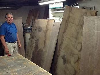 Planks for dresser