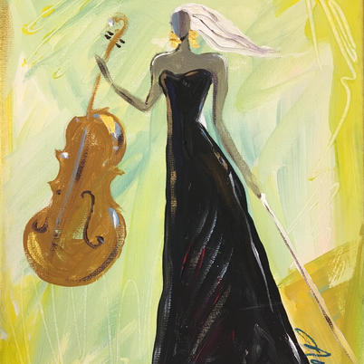 Cello Girl 2