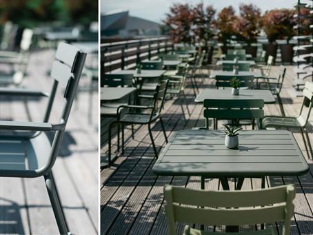 Des idées déco tendances 2018 pour aménager votre terrasse de restaurant et de bar.