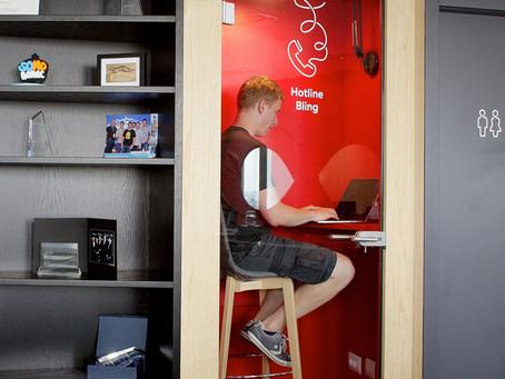 Quelles tendances pour 2018 pour aménager des bureaux ?