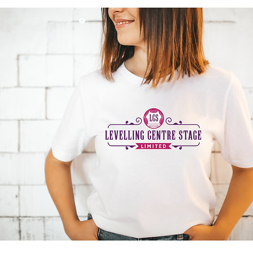 Levelling  Centre StageTee