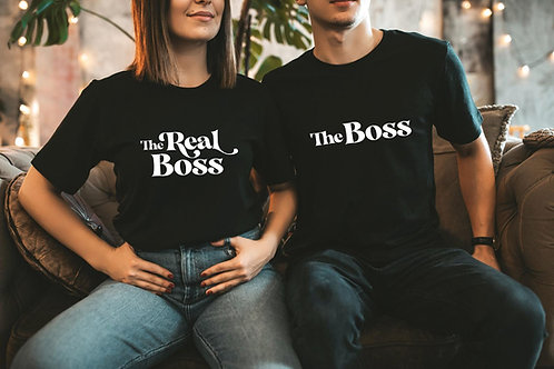 The Boss Tees