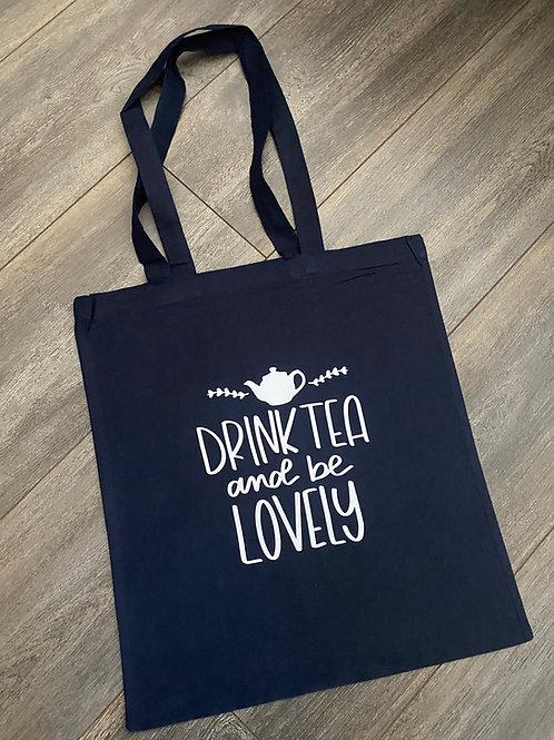 Be Lovely Shopper Bag