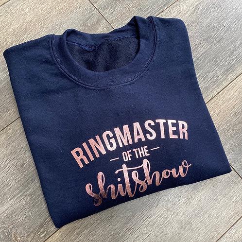 Ringmaster Sweatshirt/Hoodie