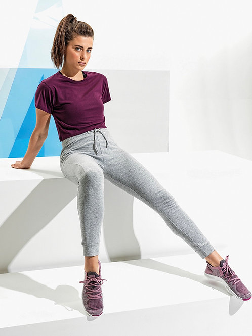 Ladies Fitted Joggers