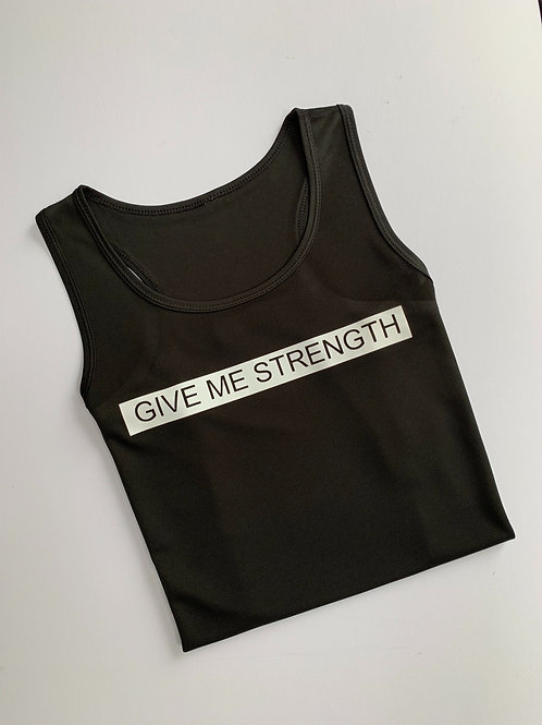 Give Me Strength Vest
