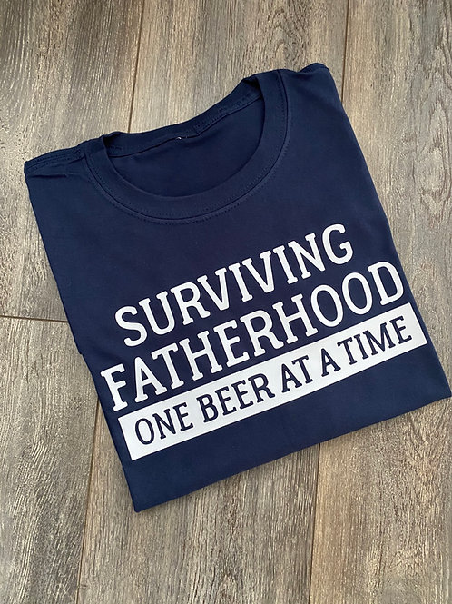 Fatherhood Tee