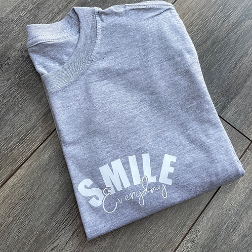 Smile Every Day Tee