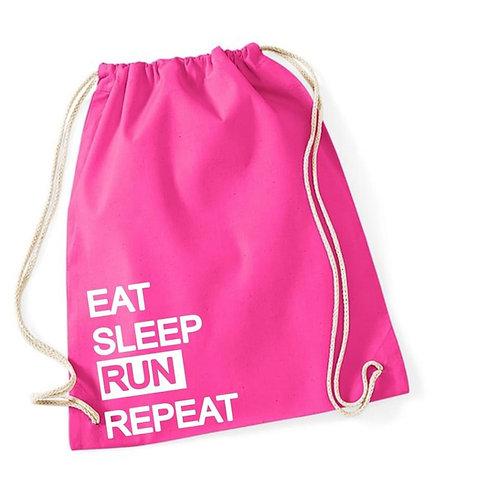 Eat Sleep Gym Bag