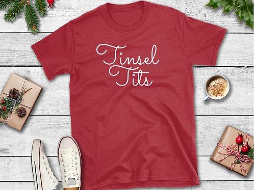 Tinsel Tits Tee