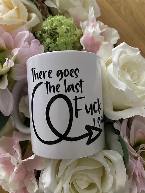 There Goes My Mug