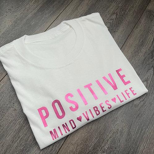 Positive Tee