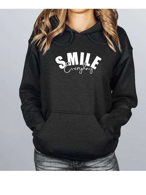 Smile Every Day Sweatshirt/Hoodie *