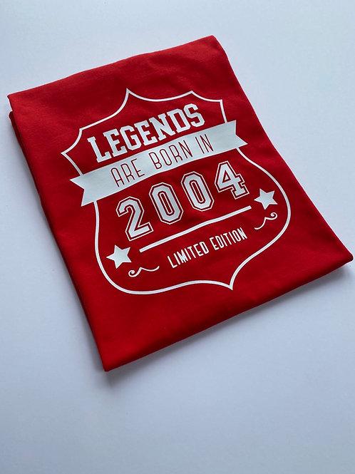 Legend Tee Shirt