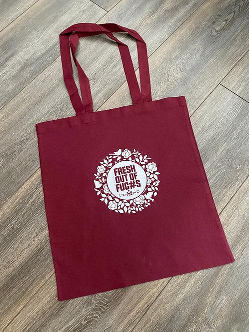 Sweary Shopper Bag