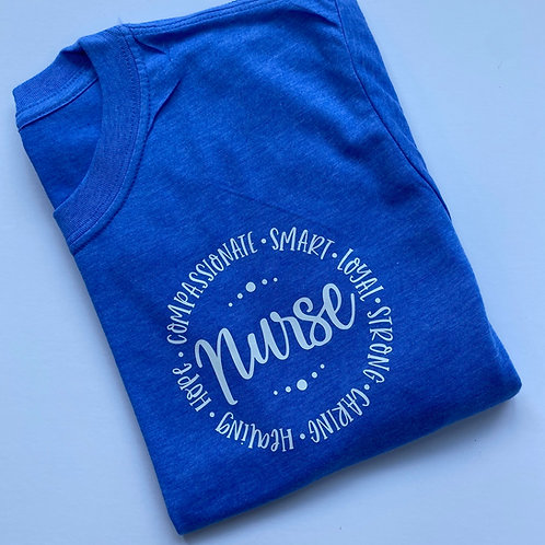 Nurse/Doctor/ Childminder Tee