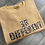 Thumbnail: Be Different Sweatshirt/Hoodie
