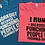 Thumbnail: I Run/Workout Sports Tee Mens