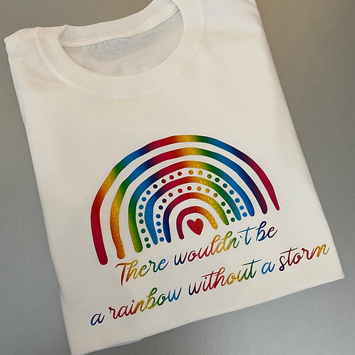 Rainbow without a Storm Tee