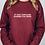 Thumbnail: If Sarcasm Burned Calories  Sweatshirt/Hoodie