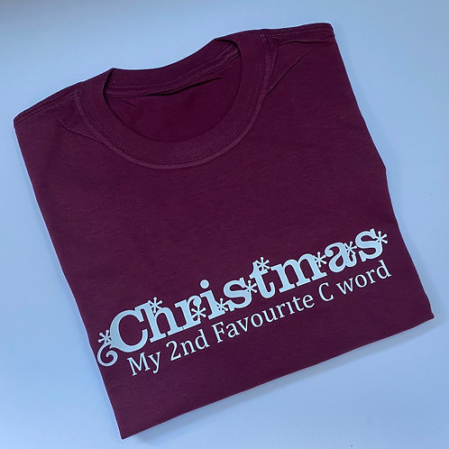2nd Favourite Word Tee
