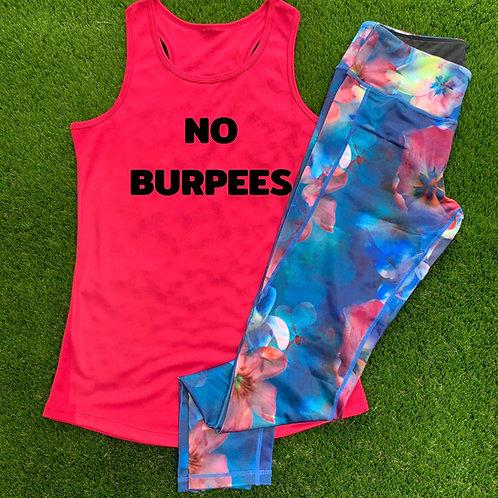 No Burpees Vest