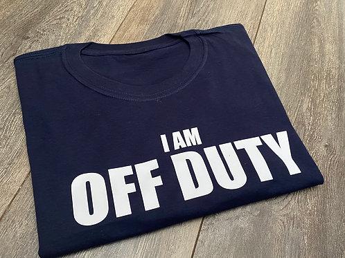 Off Duty Tee