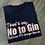 Thumbnail: Say No To Gin Tee