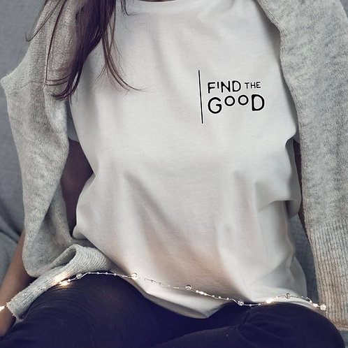Find The Good Tee