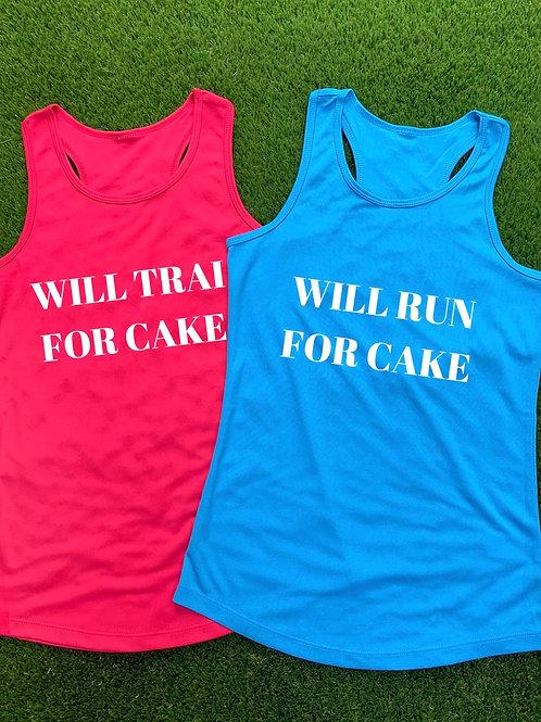 For Cake Sports Vest