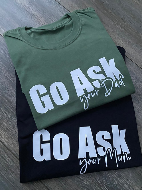 Go Ask Tee