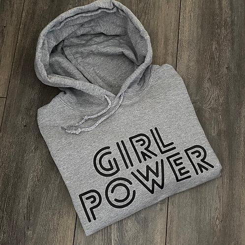 Girl Power Sweatshirt/Hoodie
