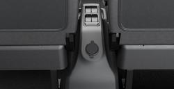Rear USB Area