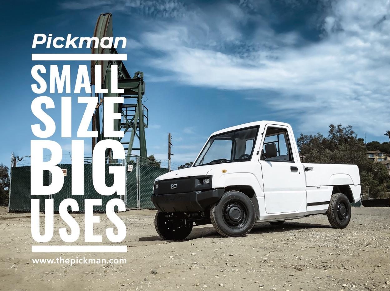Small Size Big Uses Pickman