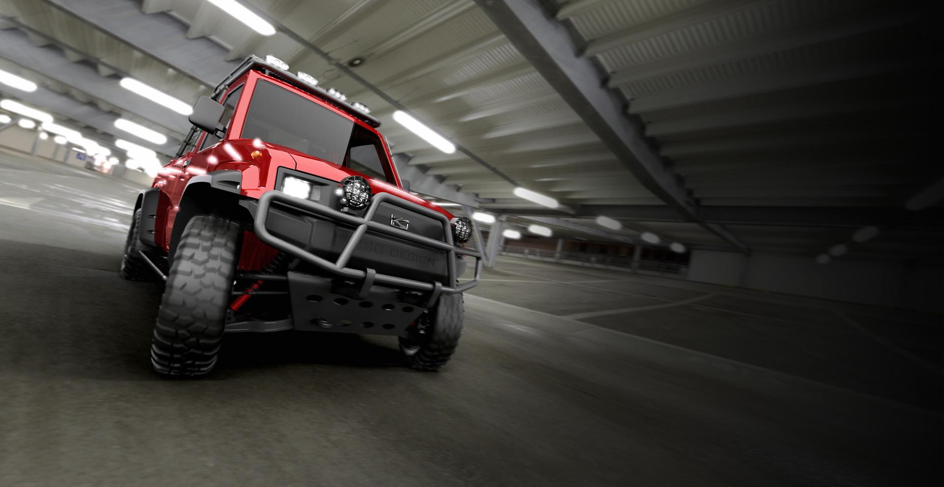 Pickman XR - Garage Front 1.jpg