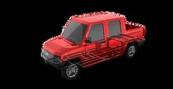 Pickman 4 Passenger Chassis Frame