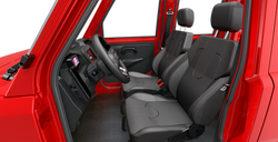 Interior Seat and Cabin
