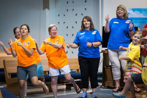 Dancing with the VBS Stars