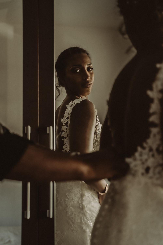 preparation mariage sion photographe suisse mariée make-up
