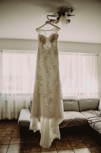 preparation mariage sion photographe suisse robe mariee