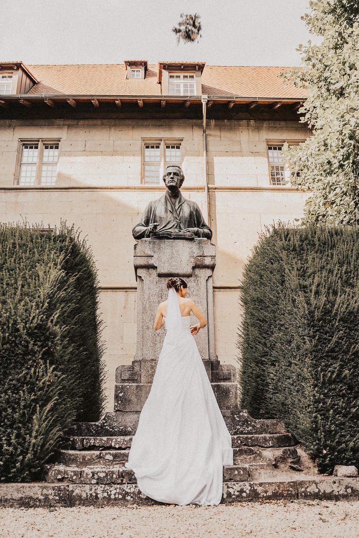 lance bouquet mariage tradition college saint michel fribourg