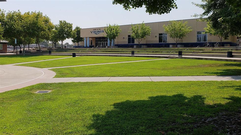 Front of Oakmont High School